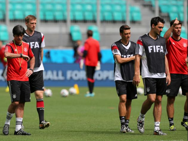 Germany v Portugal: World Cup Match Preview