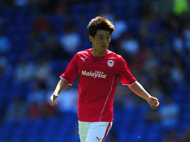 Bo-kyung on target for Cardiff