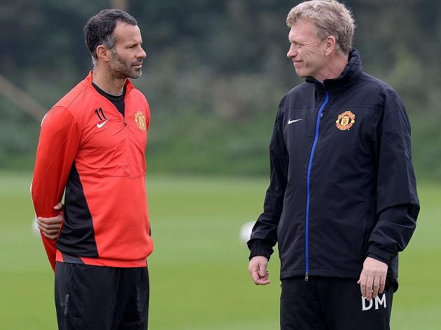 No excuses from Giggs