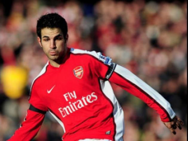 Gunners hoping for Cesc 'miracle'