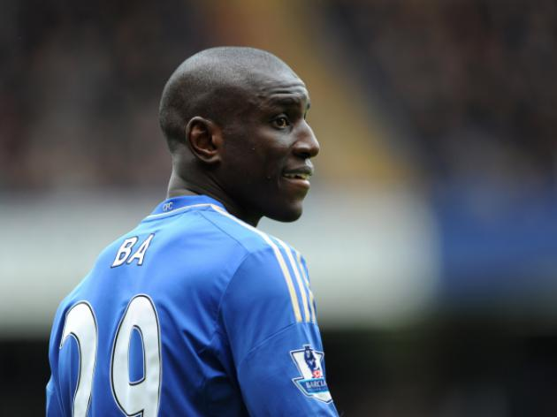 Demba Ba to Leicester City? Surely not