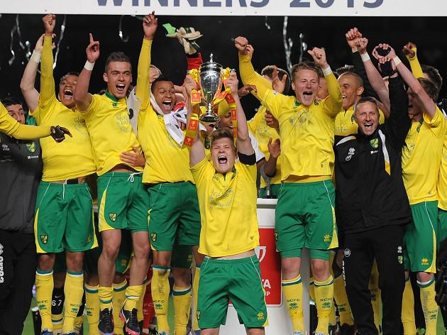 Norwich win FA Youth Cup