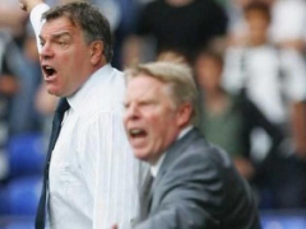 Big Sam rules out Lee move