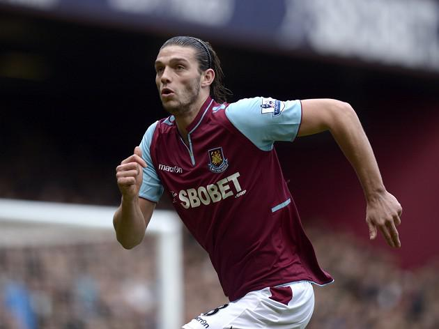 Carroll injury setback for Hammers