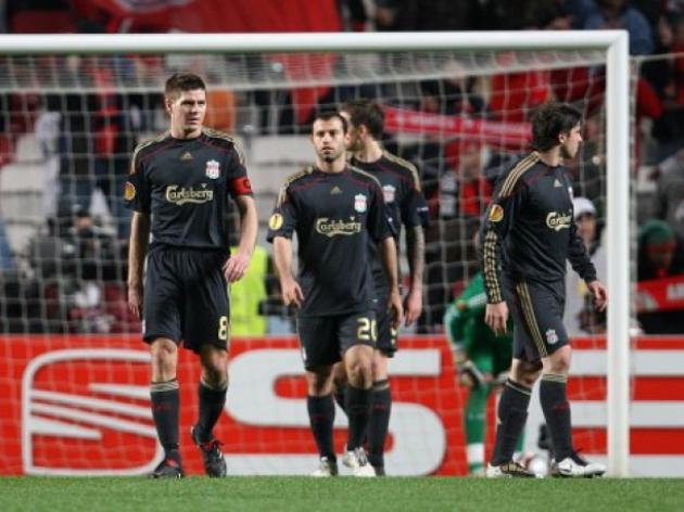 Benfica 2-1 Liverpool - Match  Report