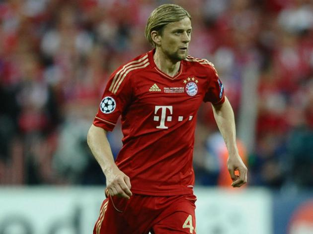 Bayern's Tymoshchuk admits he's likely to quit in Summer