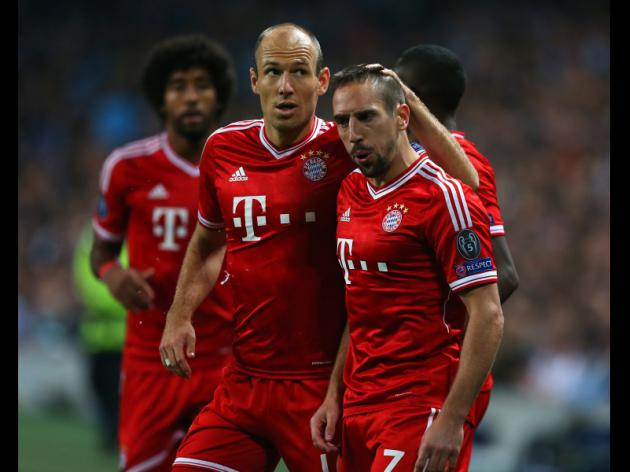 Robben or Ribery: who would be better for Manchester United?