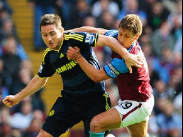 Chelsea land Villa semi, Pompey wait