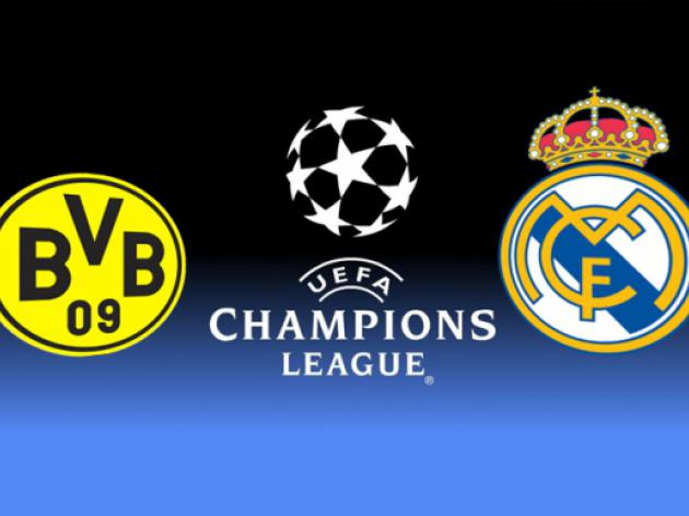 Borussia Dortmund vs Real Madrid: Champions League Match Preview