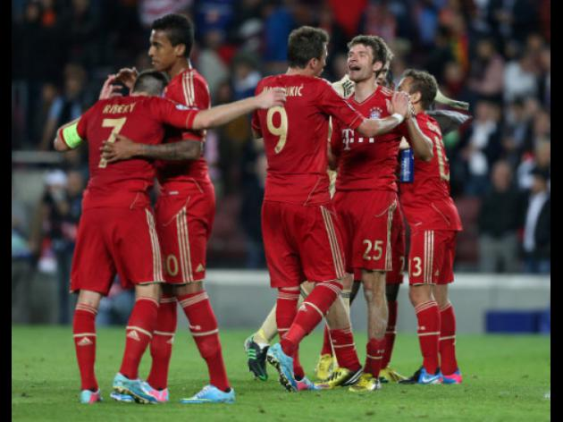 Teutonic technology helps Bayern Munich prevail over Barcelona's style
