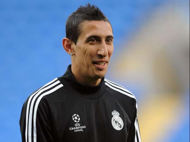 Angel Di Maria set to leave Real Madrid as Manchester United and PSG battle for 50m winger