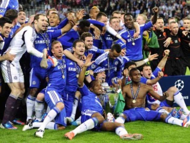 Top 10 Champions League games ever: 6 - Chelsea v Bayern Munich