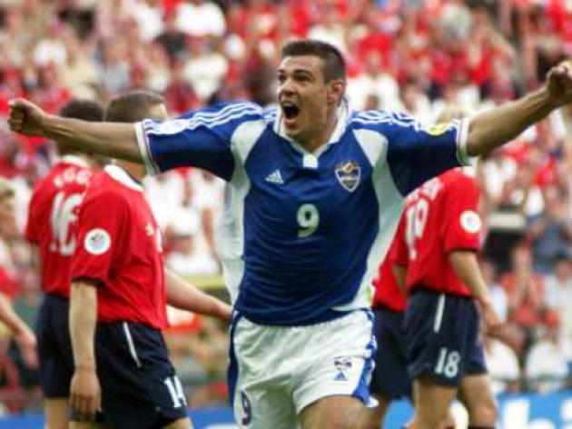 Top 10 European Championship goalscorers
