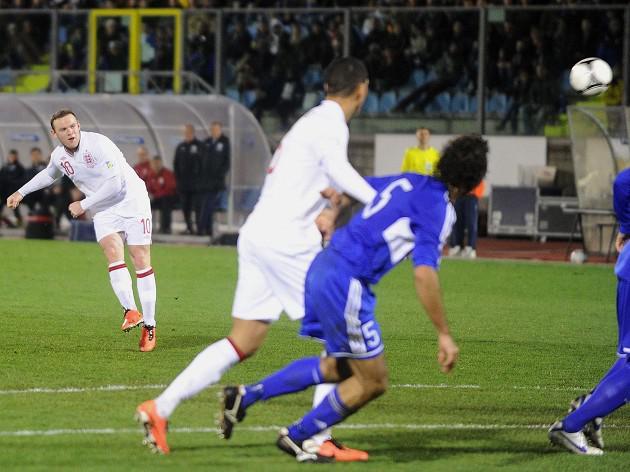 England maul San Marino