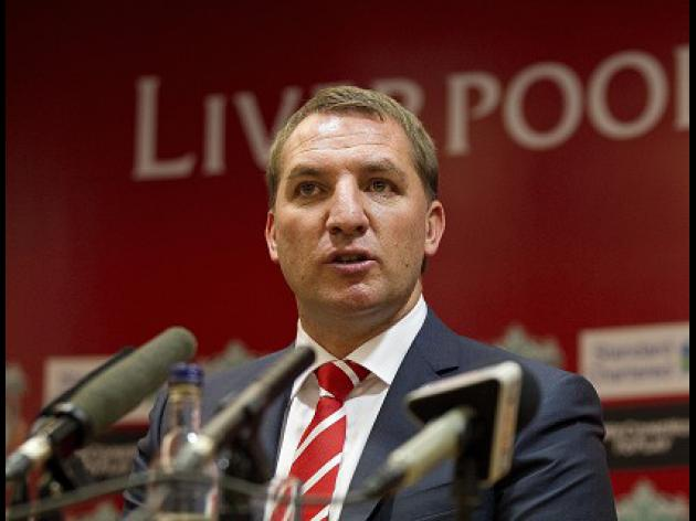 Rodgers sets out Anfield vision