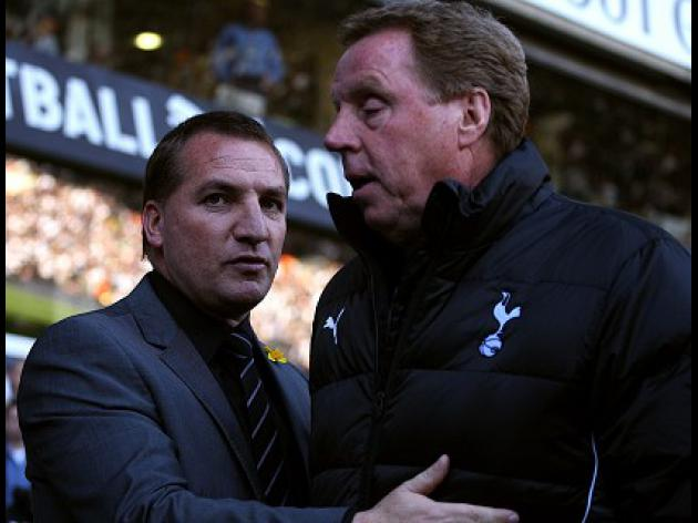 Redknapp lauds Rodgers