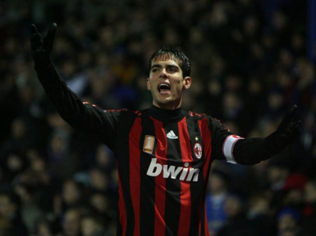 Kaka love affair never over for Milan