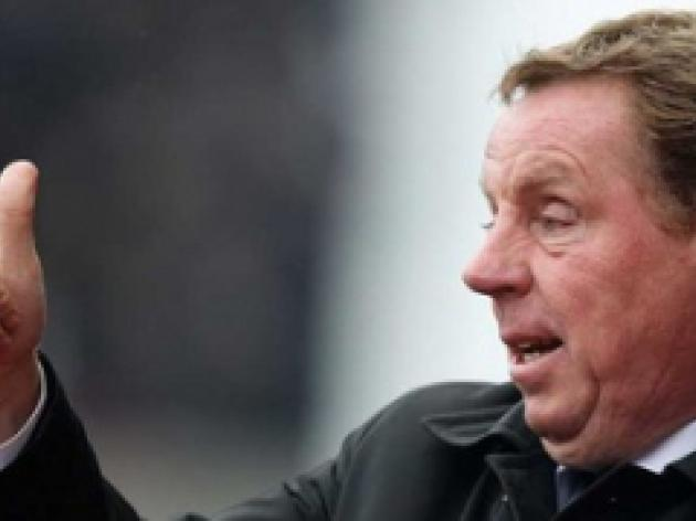 Harry happy with 'massive strides'