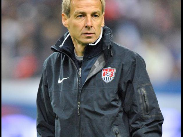 Klinsmann rules out Spurs return