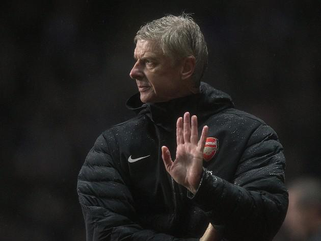 'Top four remains top target', insists Arsene Wenger