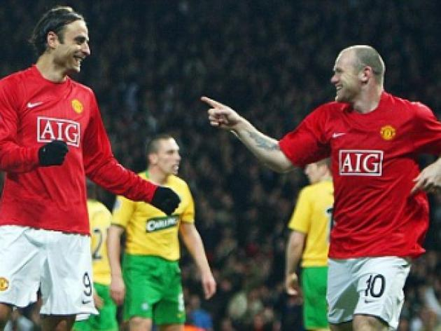 Wayne Rooney loves playing alongside Dimitar Berbatov