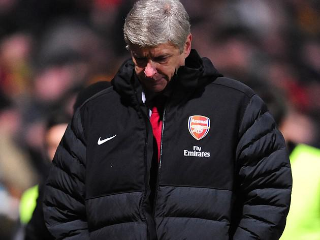 Arsene Wenger 'always under pressure'