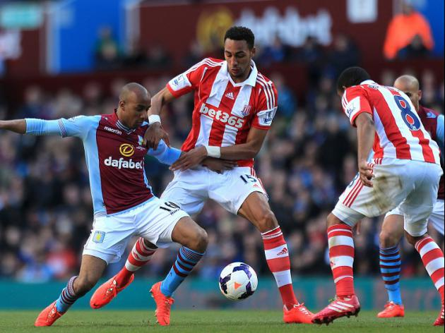 Stoke V Hull at Britannia Stadium : LIVE