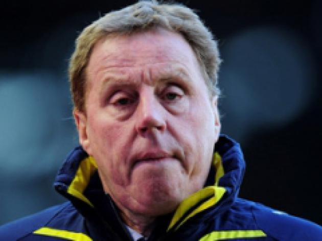 Player power gets Redknapp frustrated