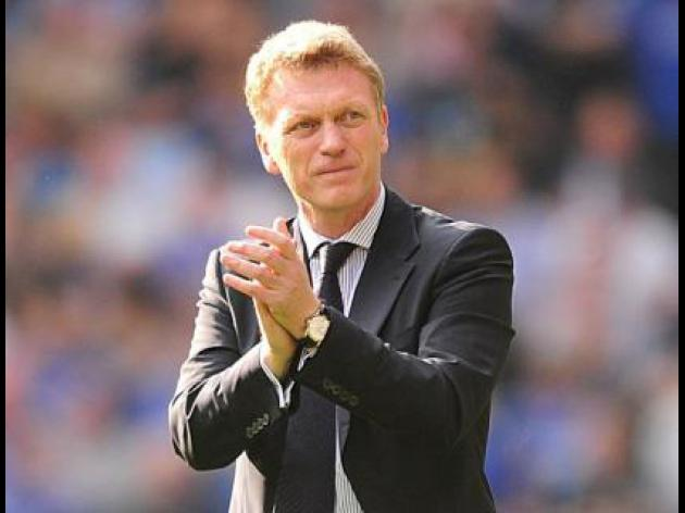 David Moyes set to meet Manchester United squad