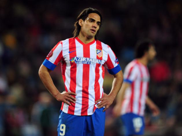 Atletico say Chelsea, Man City  Monaco target Falcao future upto him