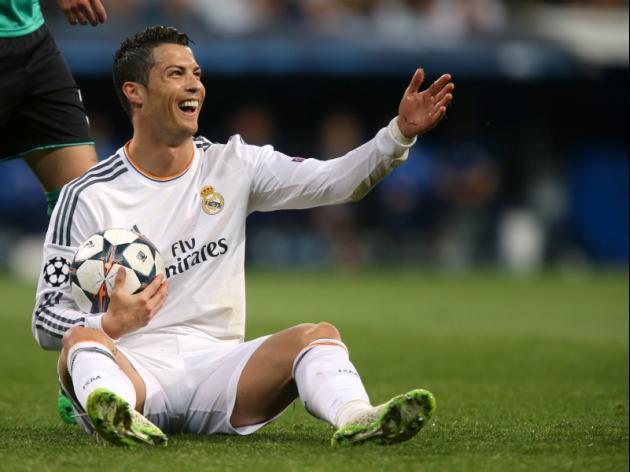 Ronaldo set to return for Reals Bayern test