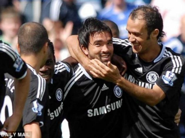 Inter Milan boss Mourinho lines up double swoop for Chelsea duo Carvalho and Deco