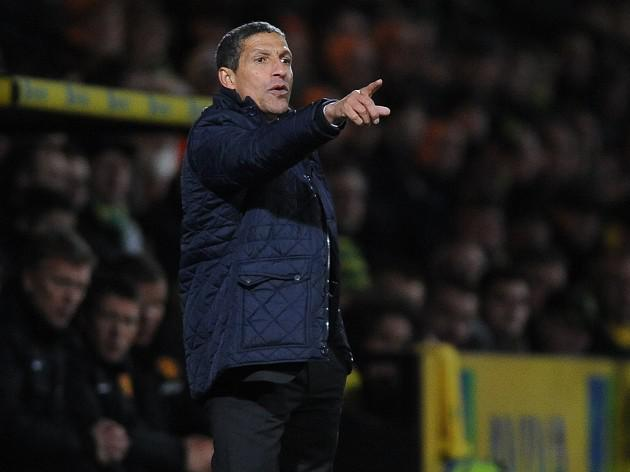 Hughton understands anger of fans