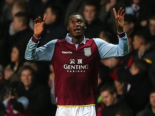 Christian Benteke going nowhere - Lambert