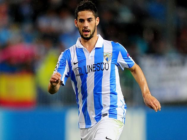 Two-horse race for Spain starlet Isco