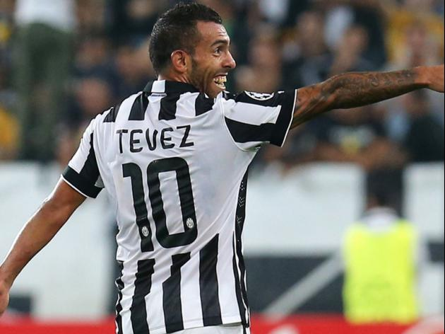 Allegri demands Juve to get clinical as Tevez ends drought