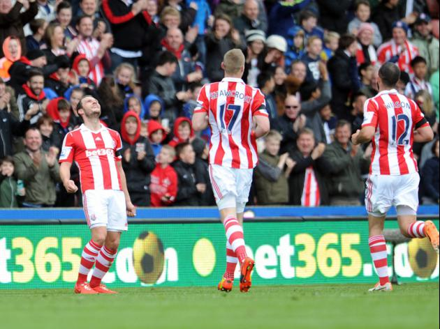 Pieters first goal for Stoke The Potters past The Magpies