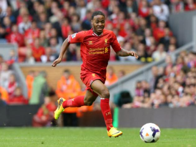 Sterling Out, Suso In for Liverpool