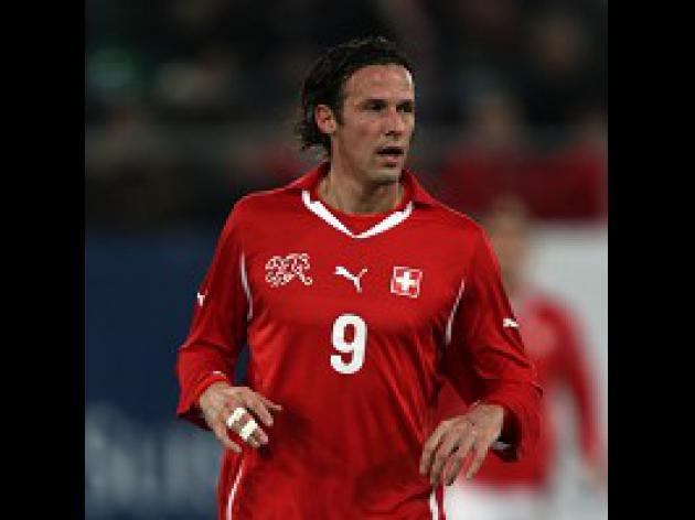 Streller blow for Swiss