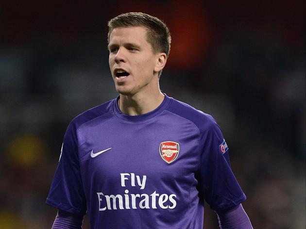 Szczesny confident for United test