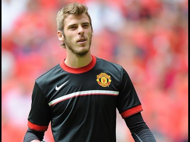 De Gea gets Ferguson backing