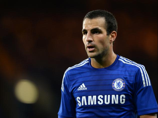 Cesc is just Fab for Costa, says Mourinho