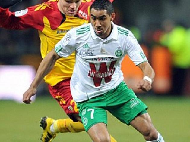 Liverpool target Dimitri Payet's contract talks with Saint-Etienne break down