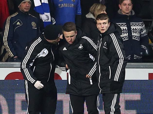 Redknapp backs Hazard over red card and blames ball boy