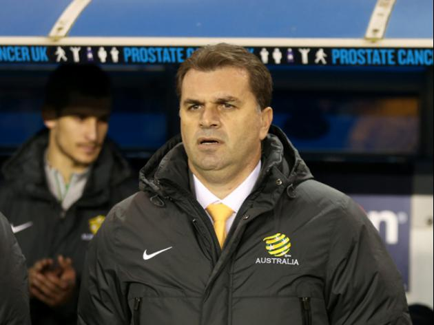 Australia look to Guardian Ange for World Cup