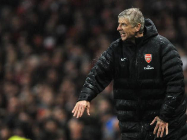 Wenger relieved to control Euro fight