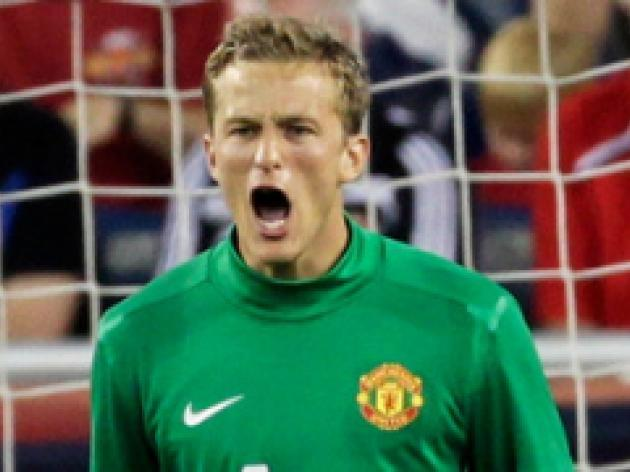 Lindegaard up for De Gea battle