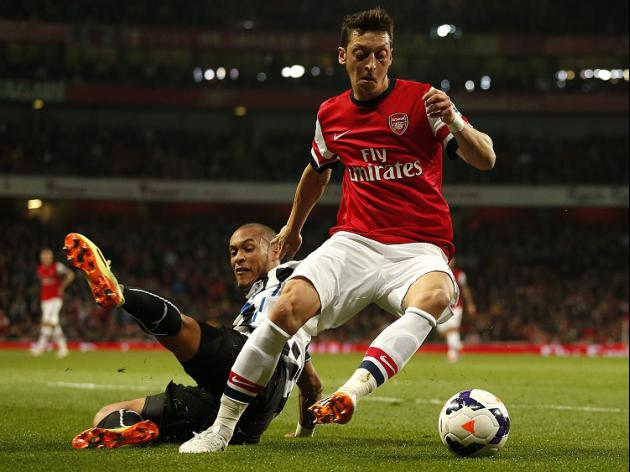 Ozil: Cup win can be springboard