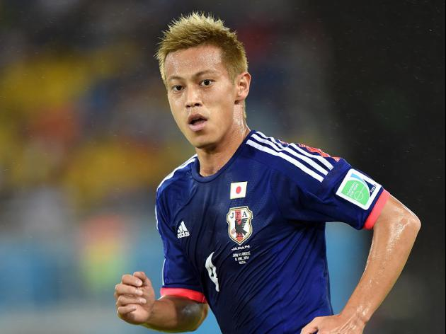Honda revving up for Colombia clash
