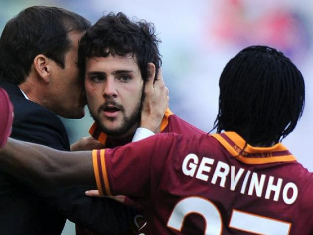 Destro to rescue as Roma end winless run